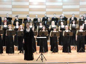 Corala Academica a Filarmonicii Oltenia Craiova   Filarmonica Oltenia Craiova