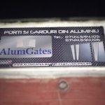 Banner poliplan mari dimensiuni craiova | bannere poliplan craiova | porti si garduri din aluminiu alumgatess craiova | publicitate craiova