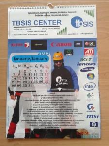 Personalizare Craiova | calendare craiova | promotionale craiova | calendar perete a3 craiova | tbsis center craiova | publicitate craiova