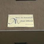 Panou publicitar craiova | avocat dan sfirna craiova | birou de avocatura craiova | publicitate craiova