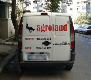 Colantare auto craiova | Agroland craiova | publicitate craiova