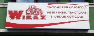 Panou publicitar craiova | wirax craiova | piese pentru tractoare oltenia craiova | publicitate craiova