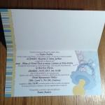 Printuri craiova | tiparituri craiova | Invitatii botez craiova | invitatii personalizate botez craiova | publicitate craiova