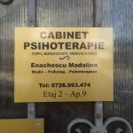Panou publicitar craiova | cabinet psihoterapie enachescu madalina craiova | psihoterapeut craiova | publicitate craiova