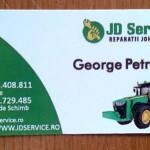 Carti de vizita craiova | printuri craiova | tiparituri craiova | reparatii John Deere craiova | JD service craiova | publicitate craiova