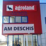 Banner Poliplan mari dimensiuni craiova | Agroland craiova | publicitate craiova