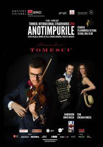 Alexandru Tomescu Turneu International Stradivarius Anotimpurile Astor Piazzola - Craiova 2017
