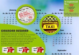 Calendar Buzunar Personalizat 2018 Craiova | Tiparituri Craiova | Promotionale Craiova | Calendare Personalizate Craiova 2018 | agende Personalizate Craiova 2018