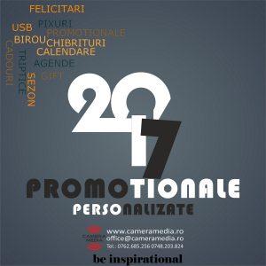 Promotionale 2017. Agende Calendare Pixuri Personalizate Craiova
