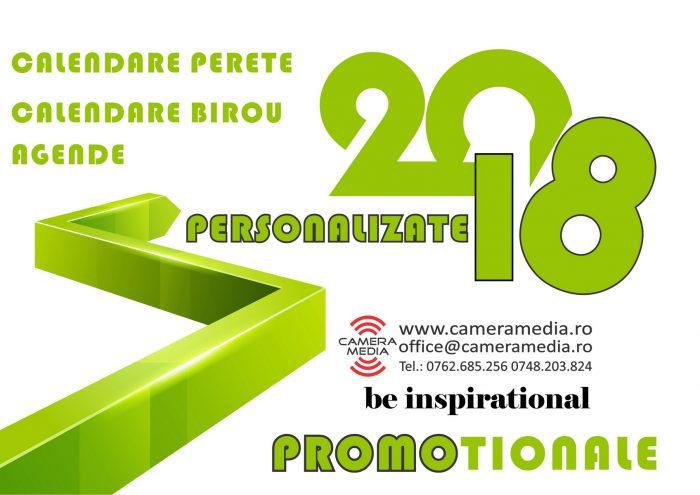 Cover Promotionale Craiova 2018 | Craiova | Tiparituri Craiova Promotionale Craiova | Calendare Personalizate Craiova 2018 | agende Personalizate Craiova 2018