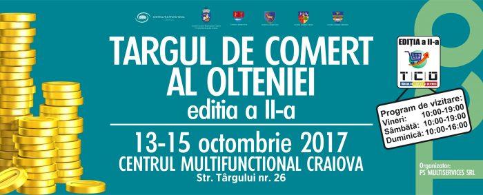 Cover Targul de Comert Al Olteniei 2017 | Centrul Multifunctional Craiova | Agentie de publicitate Camera Media Craiova | Publicitate Craiova