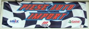 Banner poliplan mari dimensiuni craiova | piese auto import craiova | piese auto unix craiova | publicitate craiova