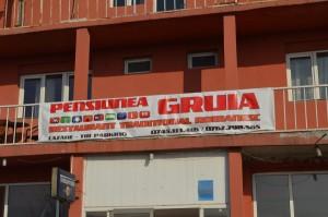 Banner poliplan mari dimensiuni craiova | publicitate craiova | pensiune craiova