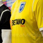 Echipament Sportiv Universitatea Craiova Sezon 2018-2019 | Joma | Agentie de publicitate Camera Media Craiova | Mirko Pigliacelli | Alexandru Cicaldau