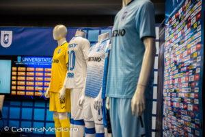 Echipament Sportiv Universitatea Craiova Sezon 2019-2020 | Joma | Agentie de publicitate Camera Media Craiova |